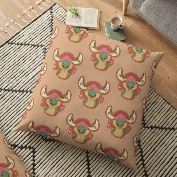 Happletun Appletun Floor Pillow