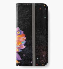 Pink Peacock iPhone Wallet/Case/Skin