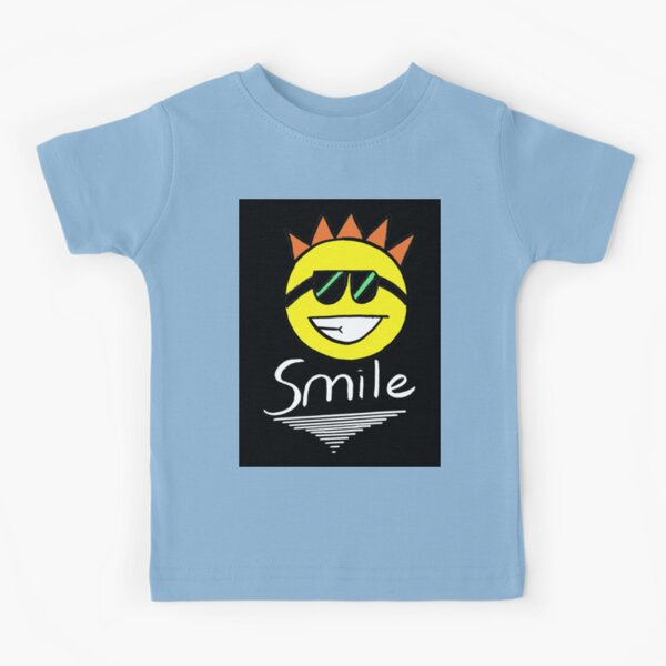 Smile With Me Kids T-Shirt