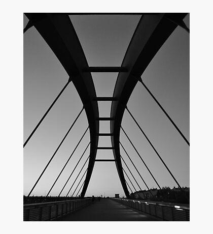 Schwedter Steg Photographic Print
