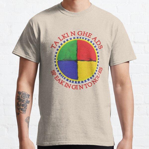 Têtes parlantes - Parler en langues T-shirt classique