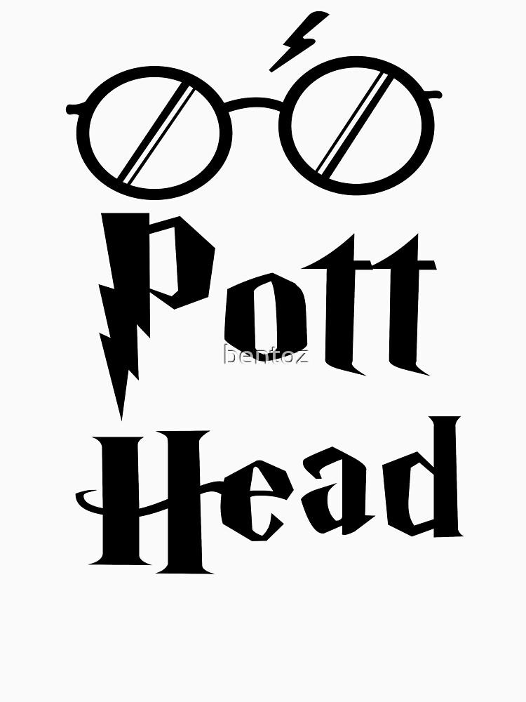 Pott Head Expecto Patronum by bentoz
