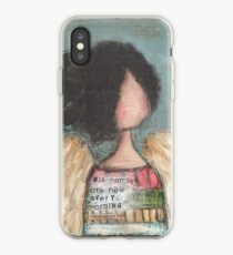 His mercies new every morning iPhone Case