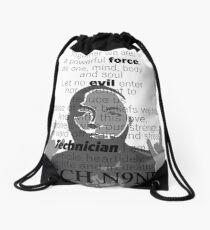 Tech N9ne  - The Pledge Drawstring Bag