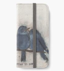 Humble and gentle  iPhone Wallet/Case/Skin