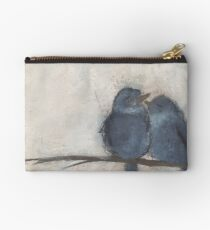 Humble and gentle  Studio Pouch