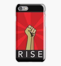 Rise iPhone Case/Skin