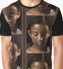 Rue Digital Painting Graphic T-Shirt