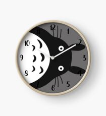 Surprise,Totoro! Clock
