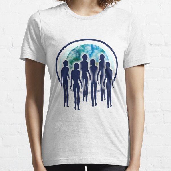 Alien Arrival Essential T-Shirt