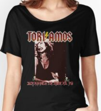 Tori Amos Wrapped in Metal Women's Relaxed Fit T-Shirt