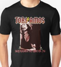 Tori Amos Wrapped in Metal T-Shirt