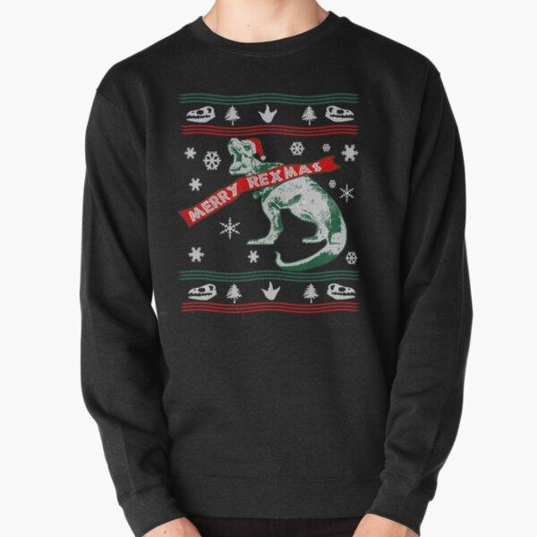A Very Merry REXmas Pullover Sweatshirt