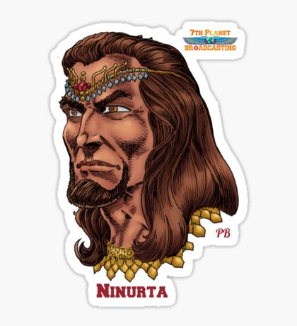 Ninurta Sticker