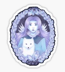 Ice Fantasy Sticker