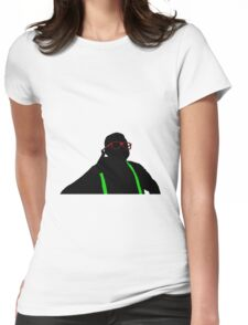 Did I Do That? Womens Fitted T-Shirt