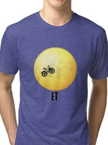 Emoji E.T. Tri-blend T-Shirt