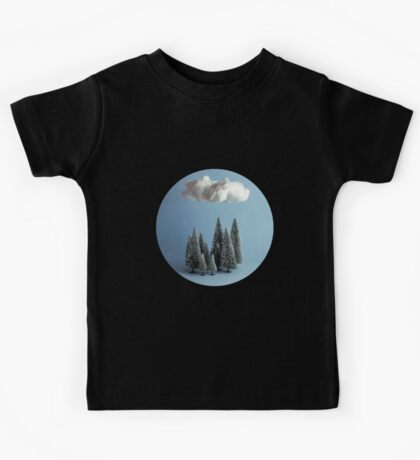 A cloud over the forest Kids Clothes