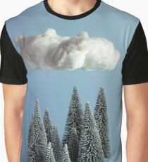 A cloud over the forest Graphic T-Shirt