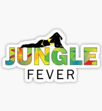 Jungle Fever Sticker
