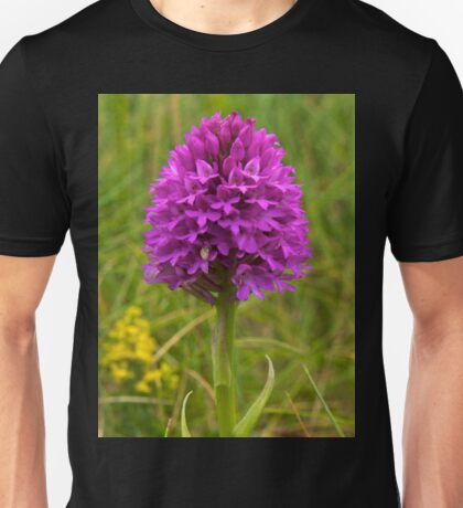 Pyramidal Orchid, Inishmore, Aran Islands  T-Shirt