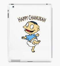 Happy Chanukah from Tommy!  iPad Case/Skin