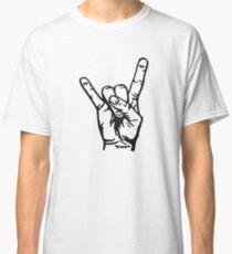 Devilhand - Pommesgabel Classic T-Shirt