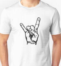 Camiseta unisex Devilhand - Pommesgabel