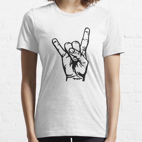 Devilhand - Pommesgabel Essential T-Shirt
