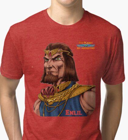 Enlil Tri-blend T-Shirt