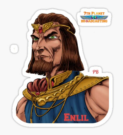 Enlil Sticker