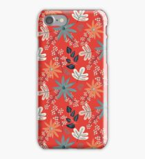 Red Dance iPhone Case/Skin