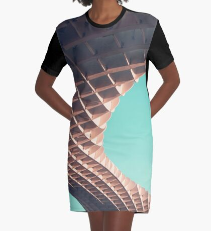 Waffel oder nicht? T-Shirt Kleid