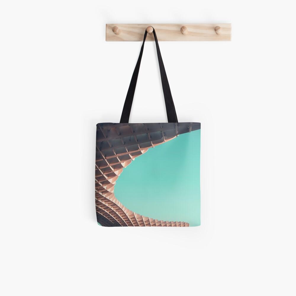 Waffel oder nicht? Stofftasche