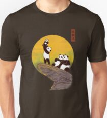 The Panda King Unisex T-Shirt