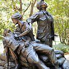 Vietnam Women's Memorial by SunflowerAnnie
