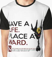 DotA 2 Art of Ward Graphic T-Shirt