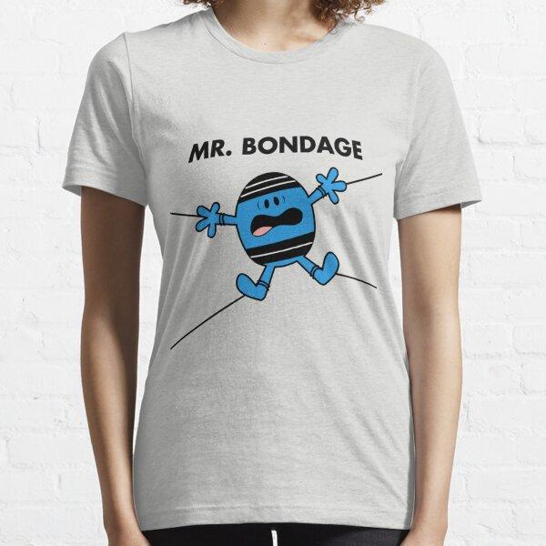 Mr Bondage Essential T-Shirt