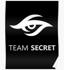 DotA 2 Secret Poster