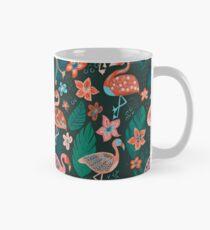 Flamingo Parade Classic Mug