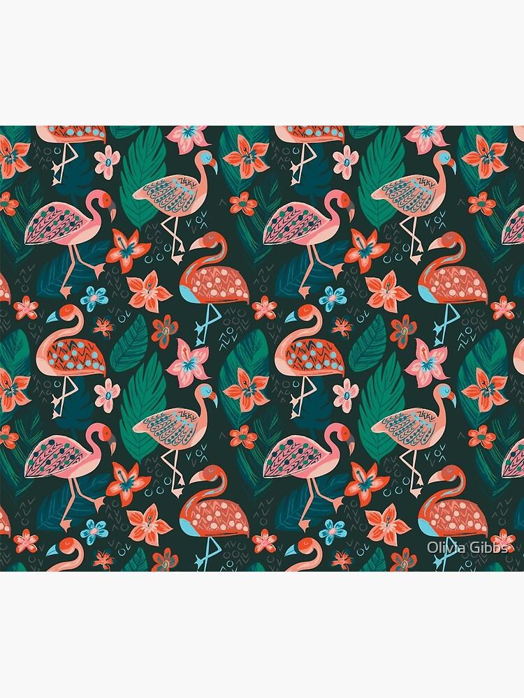 Flamingo Parade de olig