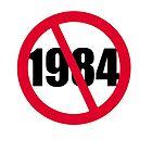 No 1984 by ingridthecrafty