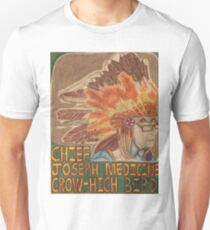 Chief Joseph Medicine Crow High Bird T-Shirt