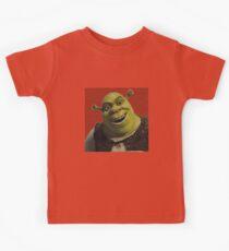 Shrek Movie Script Kids Tee