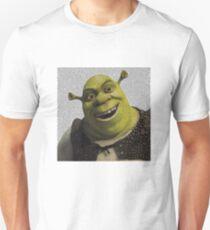 Shrek Movie Script Unisex T-Shirt