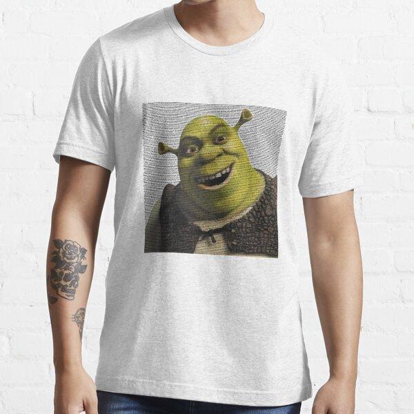 Guión de la película Shrek Camiseta esencial
