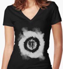 teen wolf cast Women's Fitted V-Neck T-Shirt