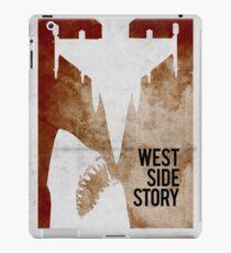 west side story iPad Case/Skin