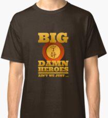 Große verdammte Helden Classic T-Shirt