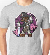 The Legend of Black Mario Unisex T-Shirt